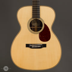 Collings Acoustic Guitars - OM2H A Traditional T Series 1 11/16 - Front Close