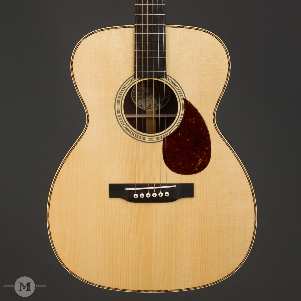 Collings Acoustic Guitars - OM2H A Traditional T Series 1 11/16