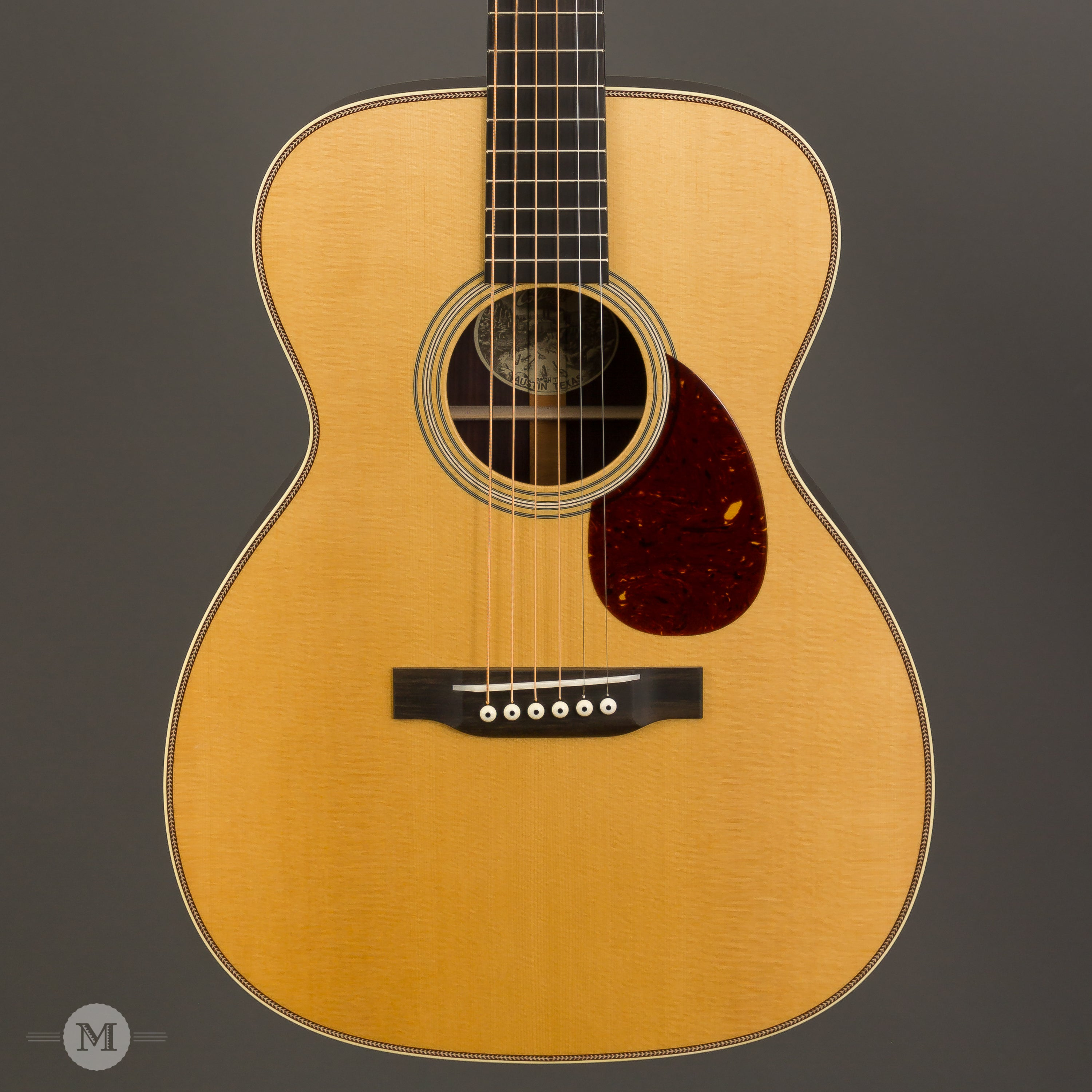 Collings Acoustic Guitars - OM2H Traditional T Series
