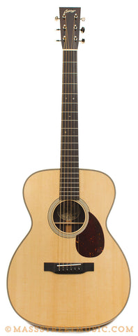Collings OM2H VN Vintage Now Neck - front
