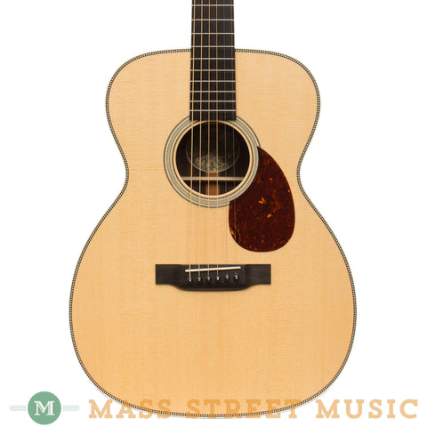 Collings Acoustic Guitars - OM2HV - Front Close