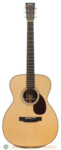 Collings OM2H Custom Acoustic Guitar - front