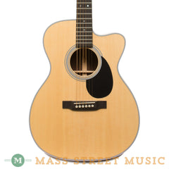 Martin Acoustic Guitars - OMC-28E - Front Close