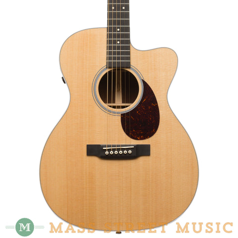 Martin Acoustic Guitars - OMCPA4 RW - Front Close