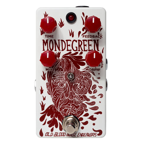 Old Blood Noise Endeavors - Mondegreen delay