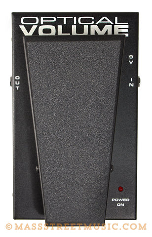 Morley Optical Volume Pedal Used - top