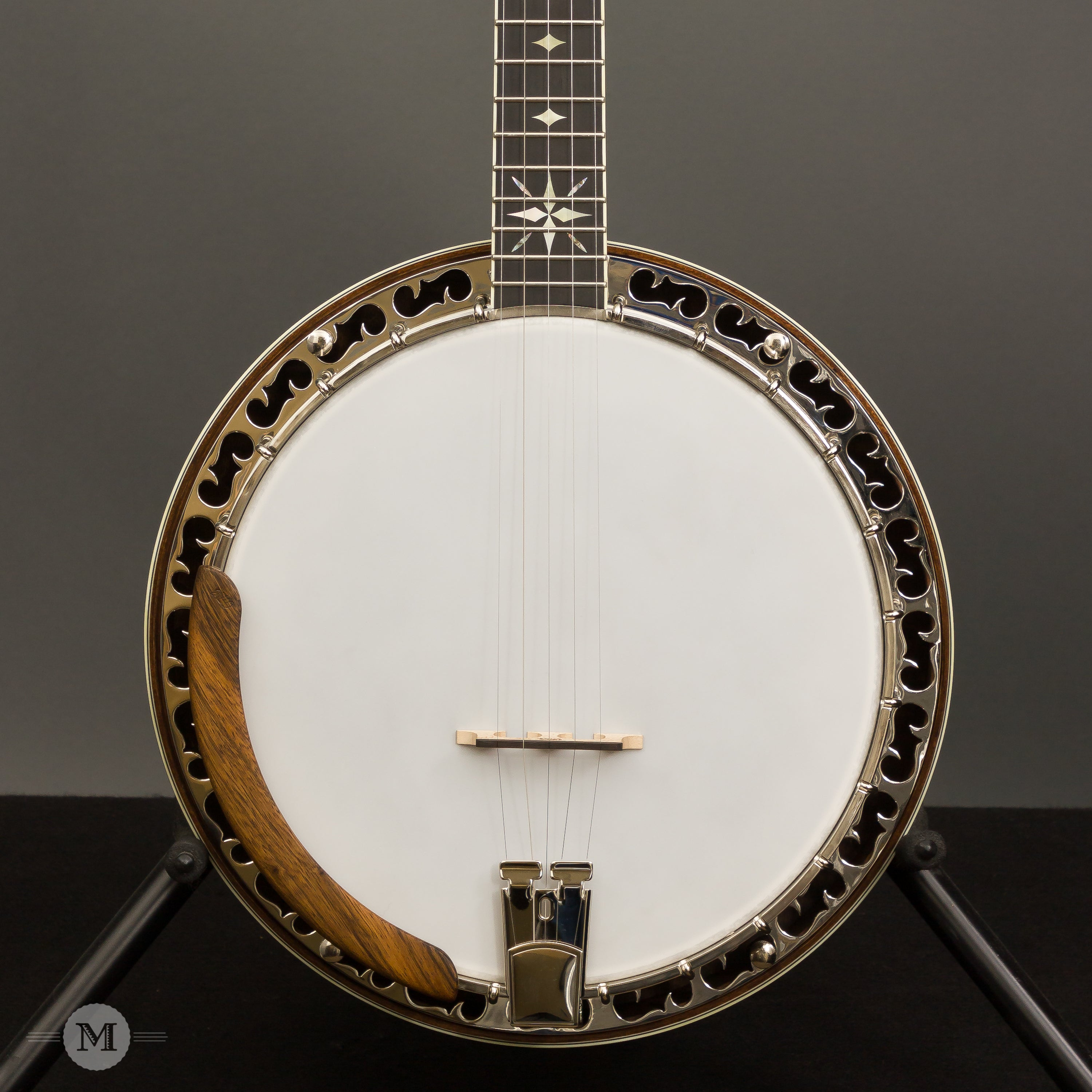 OME Banjos - Oracle Professional Series Bluegrass Banjo