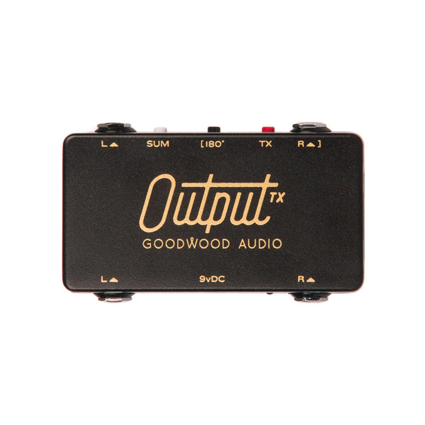 Goodwood Audio - Output TX