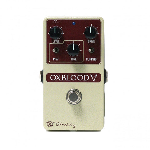 Keeley Effect Pedals - Oxblood