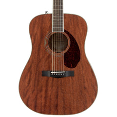 Fender Acoustic Guitars - PM-1 Mahogany Dreadnought - Front Close