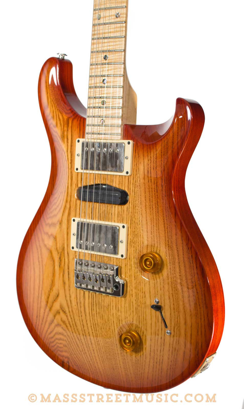 Paul Reed Smith Prs 2009 Swamp Ash Special Used Mass