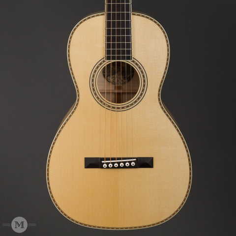 Collings Acoustic Guitars - Parlor 2H A - Maple DLX - Traditional T Series