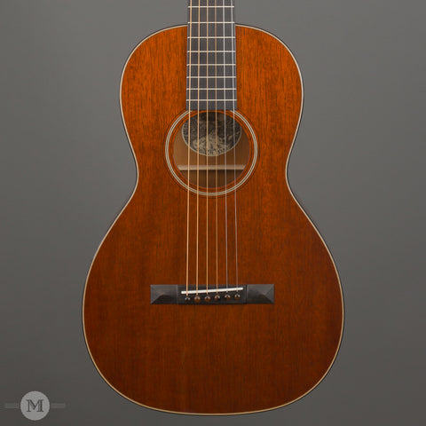 Collings Acoustic Guitars - Parlor 1 Mh Traditional T Series - Front Close