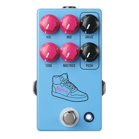 JHS Effect Pedals - Paul Gilbert PG-14
