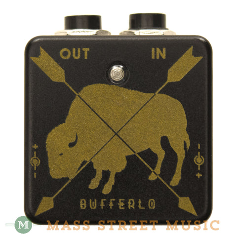 Pedal Projects Bufferlo Buffer Pedal - front