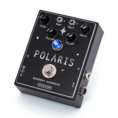 Spaceman Effects - Polaris Resonant Overdrive Black