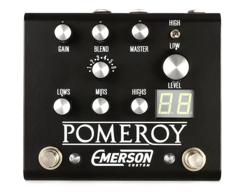 Emerson Custom - Pomeroy - Black