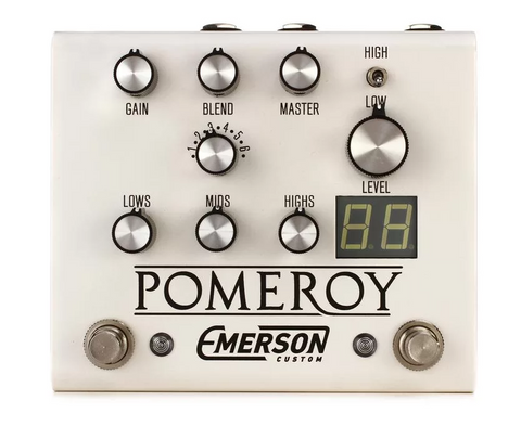 Emerson Custom - Pomeroy - White