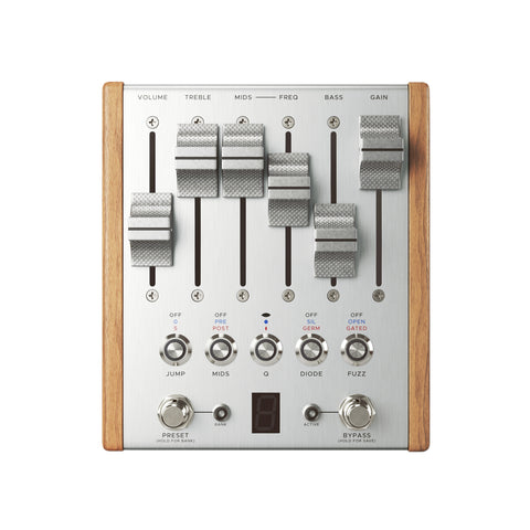 Chase Bliss Audio - AUTOMATONE™: Preamp mkII