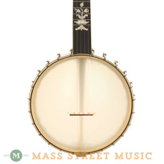 Ramsey Custom Whyte Laydie Open-Back Banjo - front close