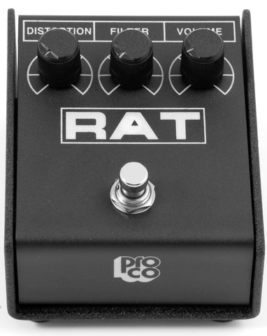 ProCo Rat 2 Distortion Pedal - stock front