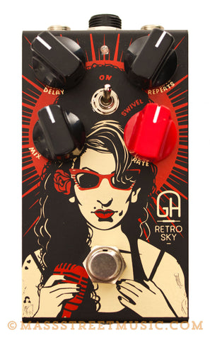 Greenhouse FX Retro Sky Delay - front