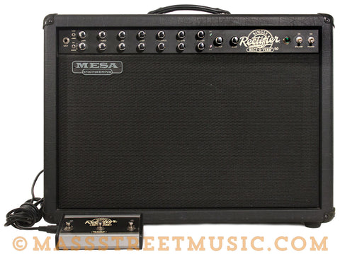 Mesa Boogie Rectoverb Combo Amp - front