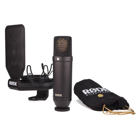 Rode Microphones - NT1 Kit