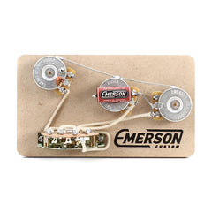 Emerson Custom Strat 5 Way Blender Prewired Kit (250K Ohm Pots / 0.022 cap)