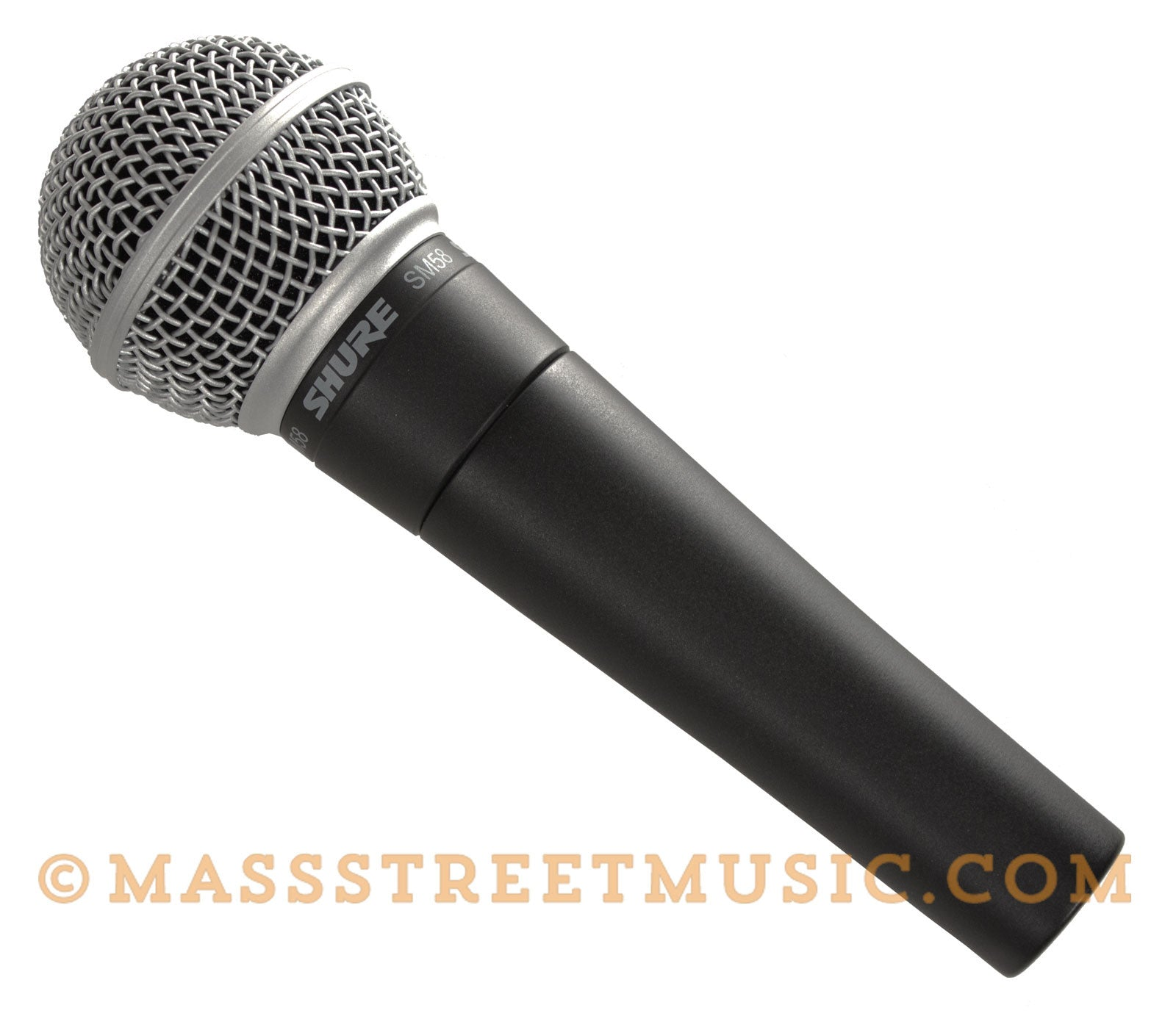 Shure SM58-LC Microphone | Mass Street Music Store