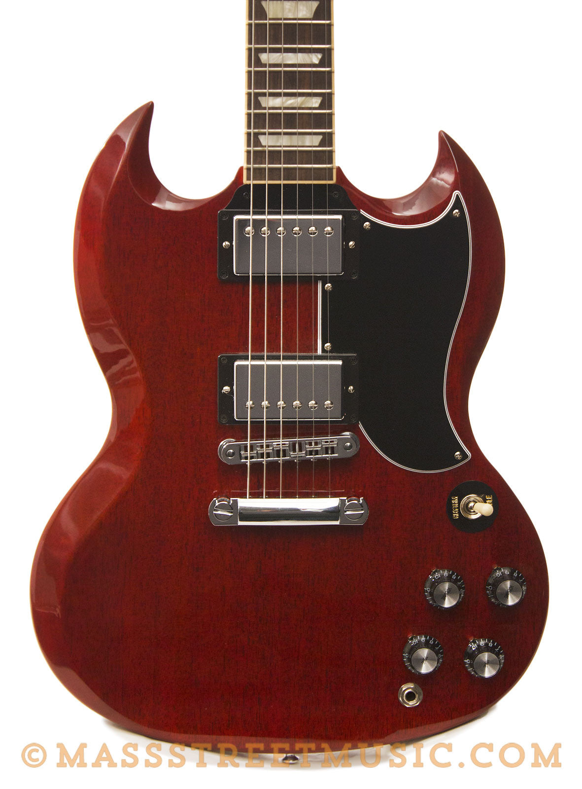 Gibson Electric Guitars - 2013 SG Standard