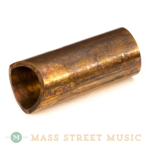 Rock Slide - Aged Brass Slide- Large
