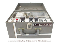 "Analog Outfitters - ""For Rent"" Sarge Amp - Gray"
