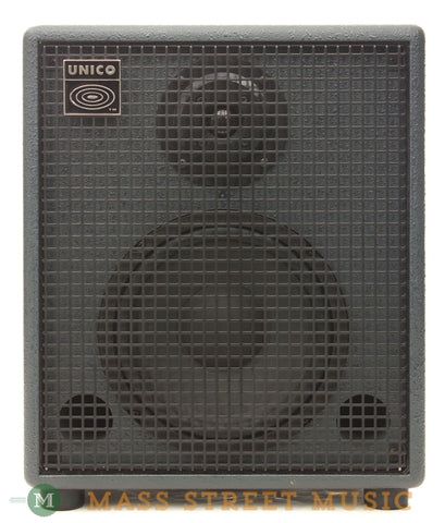 Schertler Unico Acoustic Amp - front