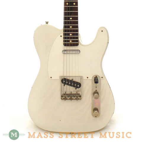 Seuf OH-20 Electric Guitar - front close