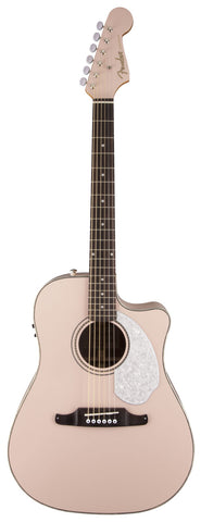 Fender Sonoran SCE Acoustic Guitar - front