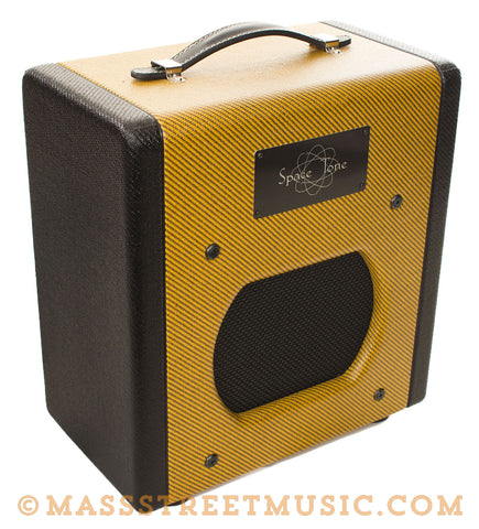 Swart Space Tone Combo Amplifier - angle