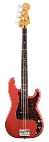 Squier - Classic Vibe Precision Bass - Fiesta Red
