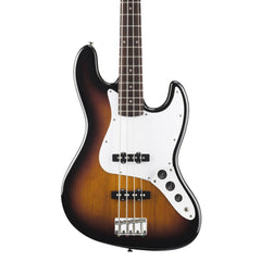 Squier Affinity Jazz Bass - front close stock