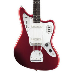 Squier - Jaguar Vintage Modified - Candy Apple Red Front