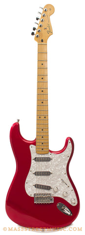 Fender Standard Strat Electric Guitar - front