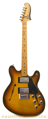 fender starcaster 1975 electric guitar mass street music store. Black Bedroom Furniture Sets. Home Design Ideas