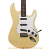 Squier Vintage Modified '70s Strat White Electric Guitar - front close