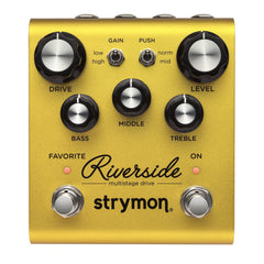 Strymon Effect Pedals - Riverside