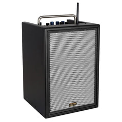 Sunburst Gear M6BR8 Speaker - front stock