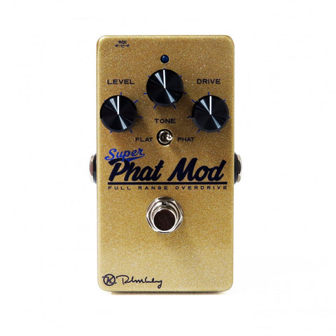 Keeley Effect Pedals - Super Phat Mod