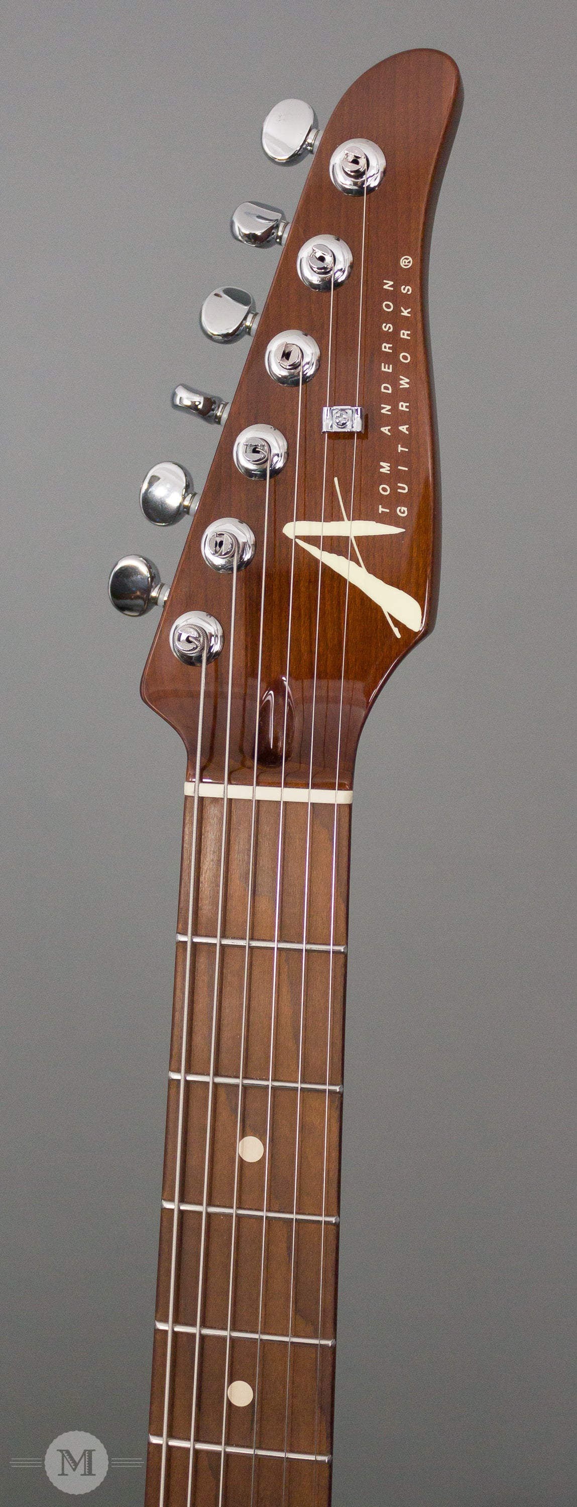 Tom Anderson Electric Guitars T Icon Transparent Brown