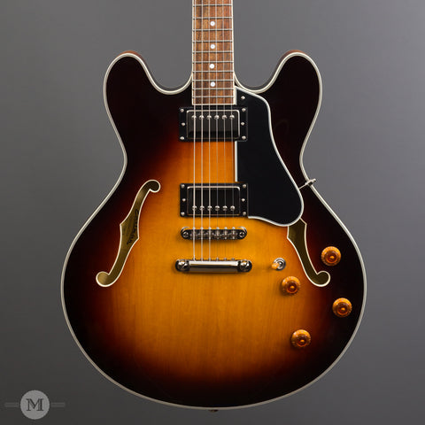Eastman Electric Guitars - T386-SB Thinline - Front Close