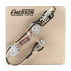 Emerson Custom Tele 4-Way Prewired Kit (250K Pots / 0.047uf)