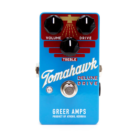 Greer Amps - Tomahawk Drive